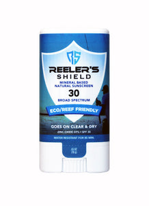 Reeler's Shield Natural Sunscreen