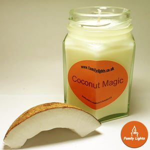 Coconut Magic - Family Lights