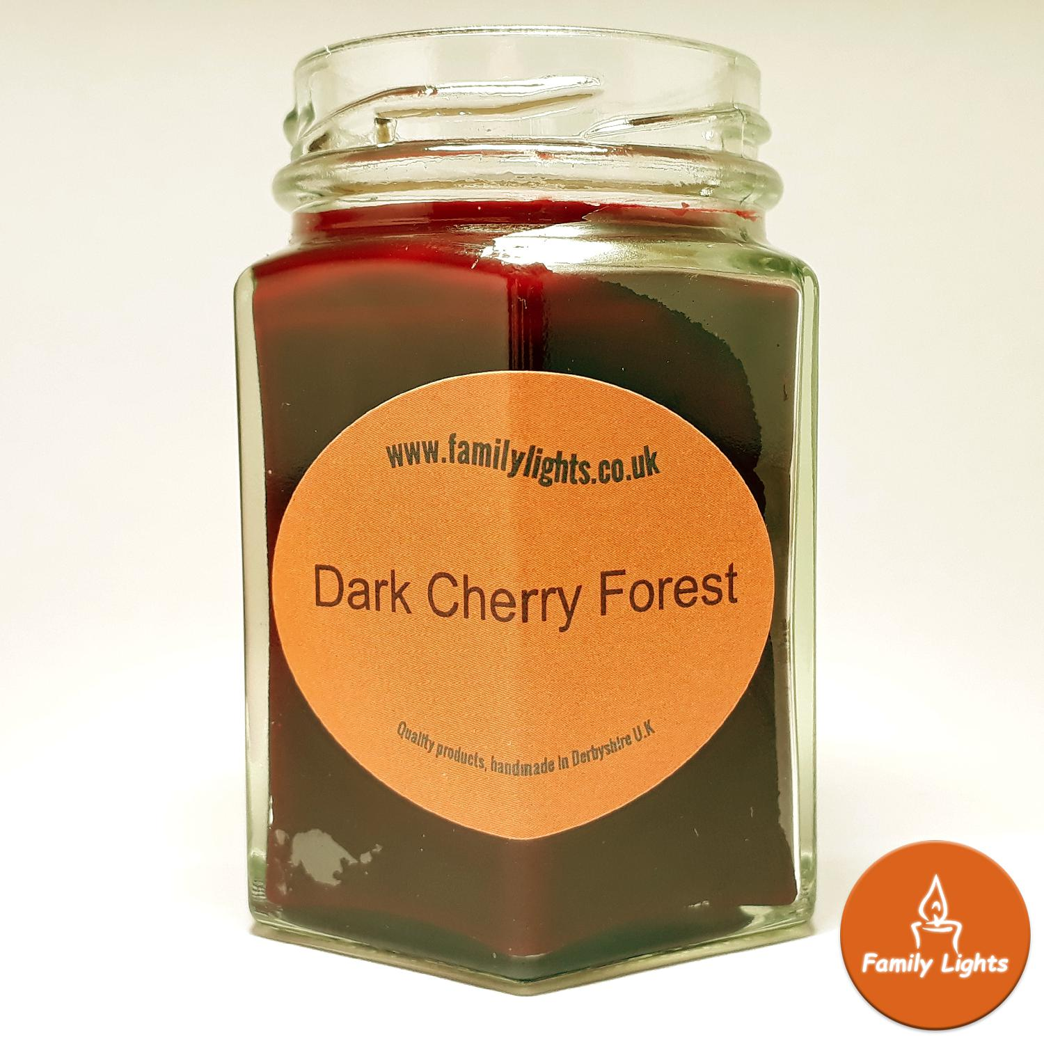 Dark Cherry Forest - Family Lights
