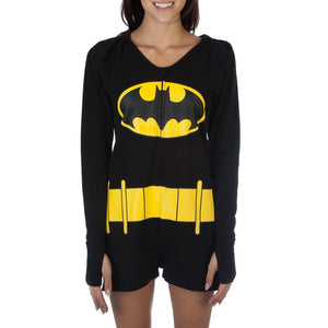 DC Comics Batman Juniors Cosplay Romper - Superhero Supervillain - United States - superherosupervillain.com