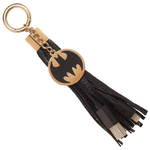 Batman USB Keychain DC Comics Accessories - Batman Keychain DC Comics Keychain Batman Gift - Superhero Supervillain - United States - superherosupervillain.com