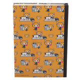 Aggretsuko Anime Journal - Superhero Supervillain - United States - superherosupervillain.com