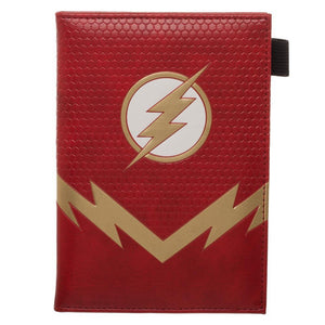 DC Comics Flash Passport Wallet - Superhero Supervillain - United States - Superherosupervillain.com