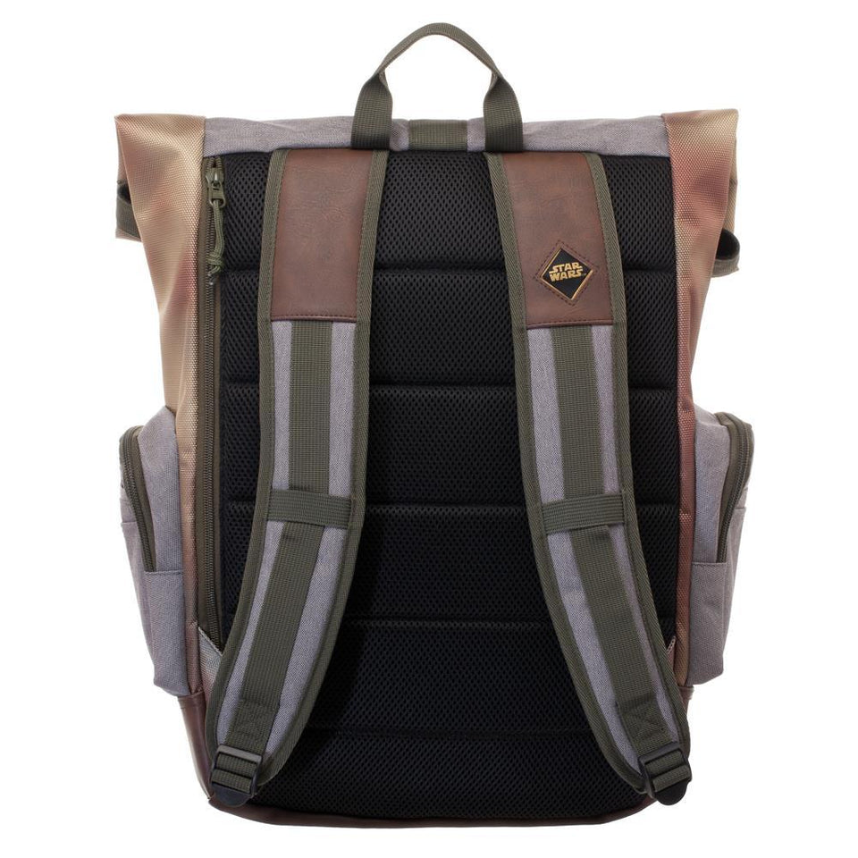 Star Wars Backpack Inspired by Star Wars Rebel Endor Camo Rucksack - Superhero Supervillain - United States - superherosupervillain.com