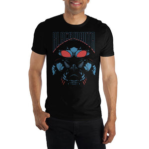 DC Comics Black Manta Aquaman T-Shirt - Superhero Supervillain - United States - superherosupervillain.com