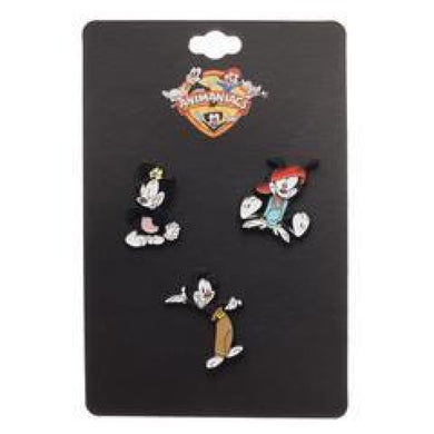 Animaniacs Cartoon Lapel Pins - Superhero Supervillain - United States - Superherosupervillain.com