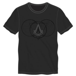 Assassin's Creed Borromean Triangle Symbol T-Shirt - Superhero Supervillain - United States - Superherosupervillain.com