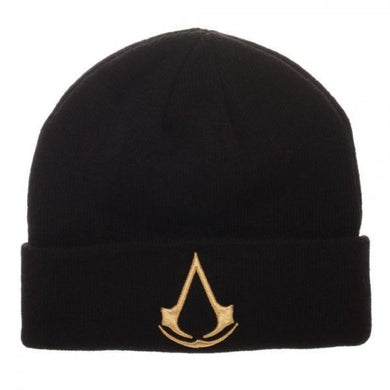 Assassin's Creed EMB Cuff Beanie - Superhero Supervillain - United States - Superherosupervillain.com