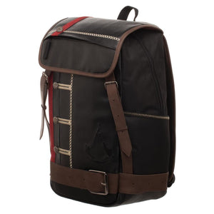 Assassin's Creed Rouge Backpack Bag Inspired by Assassin's Creed Shay - Superhero Supervillain - United States - Superherosupervillain.com