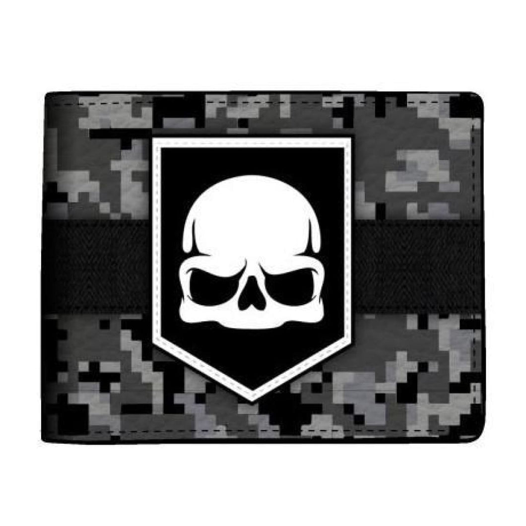 Call of Duty Bi-Fold Wallet - Superhero Supervillain - United States - Superherosupervillain.com