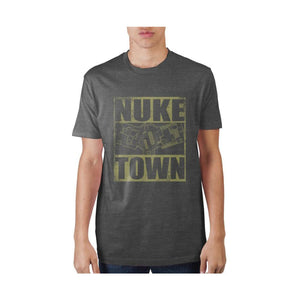 Call Of Duty Franchise Nuke T-Shirt - Superhero Supervillain - United States - Superherosupervillain.com