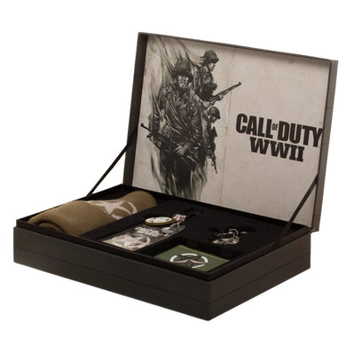 Call of Duty: WWII Gift Box Set - Superhero Supervillain