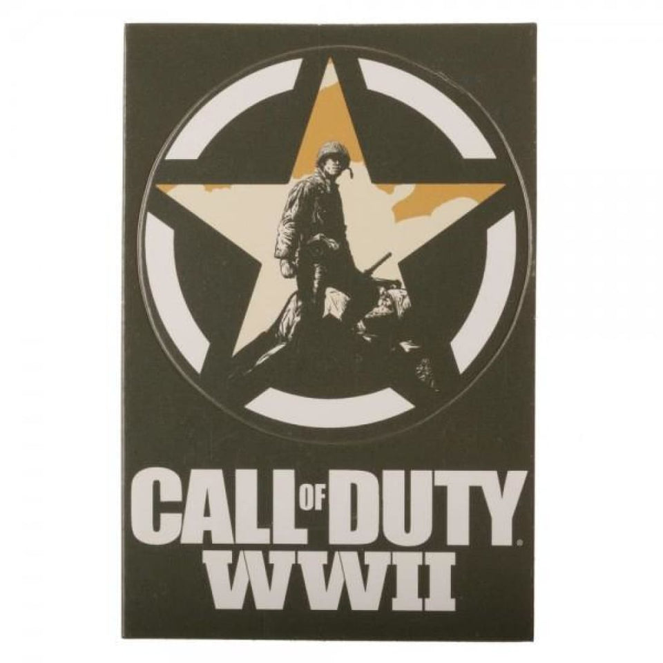 Call Of Duty WWII Lanyard - Superhero Supervillain - United States - Superherosupervillain.com