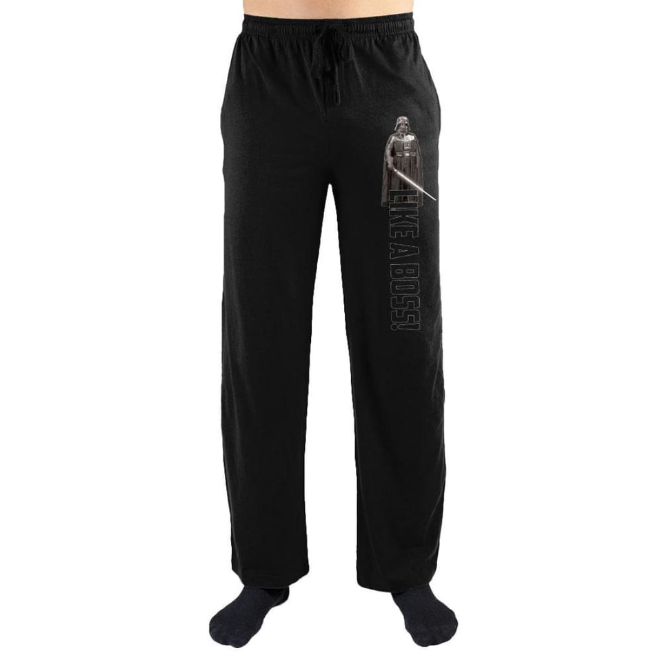Darth Vader Like A Boss Loungewear Lounge Pants - Superhero Supervillain - United States - Superherosupervillain.com