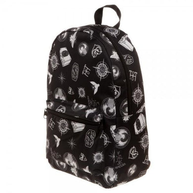 Fantastic Beasts Sublimated Backpack - Superhero Supervillain - United States - Superherosupervillain.com