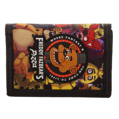 Five Nights at Freddy's Wallet for Gamers - Superhero Supervillain - United States - superherosupervillain.com