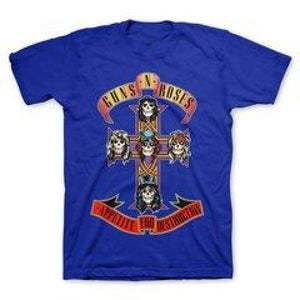 Guns N' Roses | Cross T-Shirt - Superhero Supervillain - United States - Superherosupervillain.com