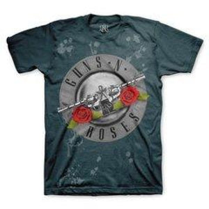 Guns N' Roses | Faded Roses T-Shirt - Superhero Supervillain - United States - Superherosupervillain.com