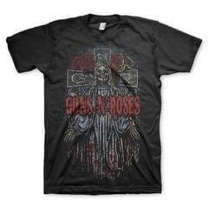 Guns N' Roses | Mary Mary T-Shirt - Superhero Supervillain - United States - Superherosupervillain.com