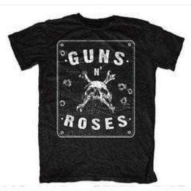 Guns N' Roses | Street Signs T-Shirt - Superhero Supervillain - United States - Superherosupervillain.com
