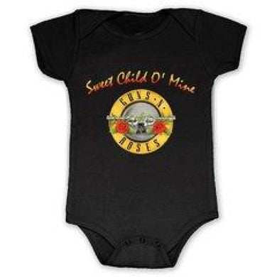 Guns N' Roses | Sweet Child Onesie - Superhero Supervillain - United States - superherosupervillain.com
