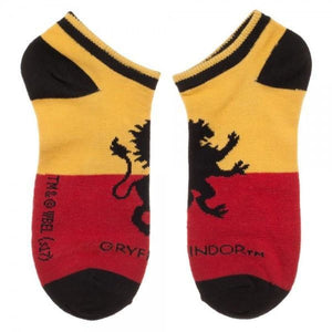 Harry Potter Hogwarts House Ankle Socks 4 Pack - Superhero Supervillain - United States - superherosupervillain.com