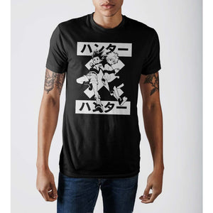 Hunter x Hunter Gon And Killua Crew Neck T-Shirt - Superhero Supervillain - United States - superherosupervillain.com