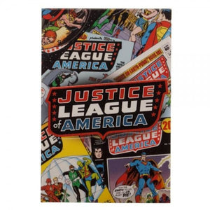 Justice League Lanyard - Superhero Supervillain - United States - superherosupervillain.com