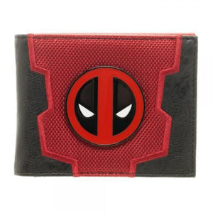 Marvel Deadpool Bi-Fold Boxed Wallet - Superhero Supervillain - United States - Superherosupervillain.com