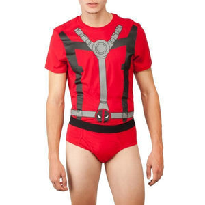 Marvel Deadpool Underoos - Superhero Supervillain