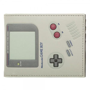 Nintendo Game Boy Bi-Fold Wallet - Superhero Supervillain - United States - Superherosupervillain.com
