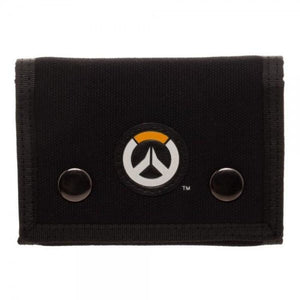 Overwatch Fabric Tri-Fold Wallet - Superhero Supervillain - United States - Superherosupervillain.com