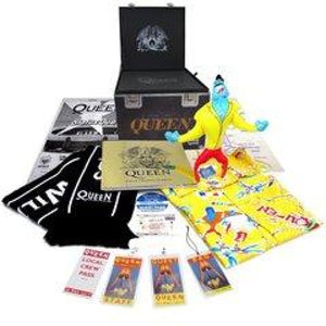 Queen Wembley Road Case - Box Set - Superhero Supervillain - United States - superherosupervillain.com