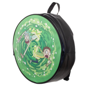 Rick and Morty Portal Bag Portal Backpack Inspired by Rick and Morty - Superhero Supervillain