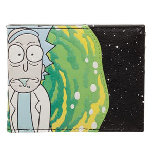 Rick and Morty Wallet - Superhero Supervillain