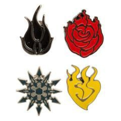 RWBY Anime Lapel Pins - Superhero Supervillain - United States - Superherosupervillain.com