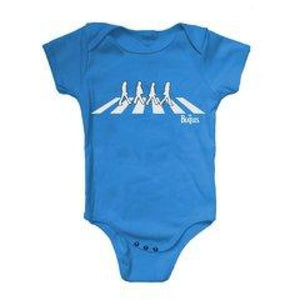 The Beatles | Abbey Road Silhouette Onesie - Superhero Supervillain - United States - superherosupervillain.com