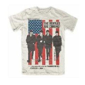 The Beatles | Are Coming T-Shirt - Superhero Supervillain - United States - superherosupervillain.com