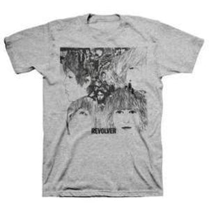The Beatles | Revolver T-Shirt - Superhero Supervillain - United States - superherosupervillain.com