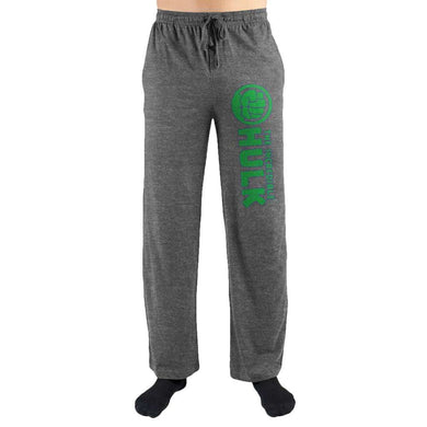 The Incredible Hulk Fist Print Loungewear Lounge Pants - Superhero Supervillain