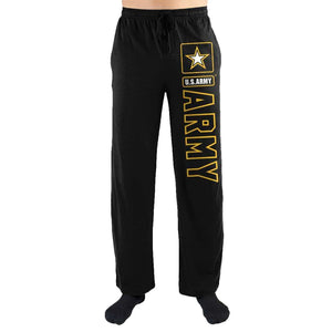 The U.S. Army Star Print Loungewear Lounge Pants - Superhero Supervillain - United States - Superherosupervillain.com