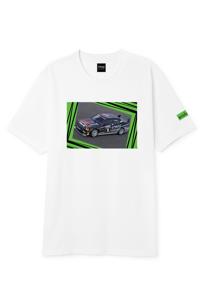 t-shirt Mercedes 190 evo