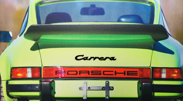 Porsche 911 Carrera wall art