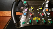 2008 Rubens Barrichello race used steering wheel - Formula 1 Memorabilia