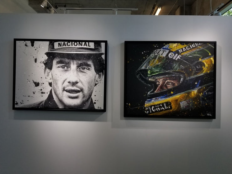 No Idols by Paul Oz - Formula 1 Memorabilia