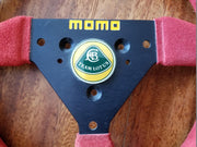 Team Lotus MOMO genuine steering wheel - Sold - - Formula 1 Memorabilia