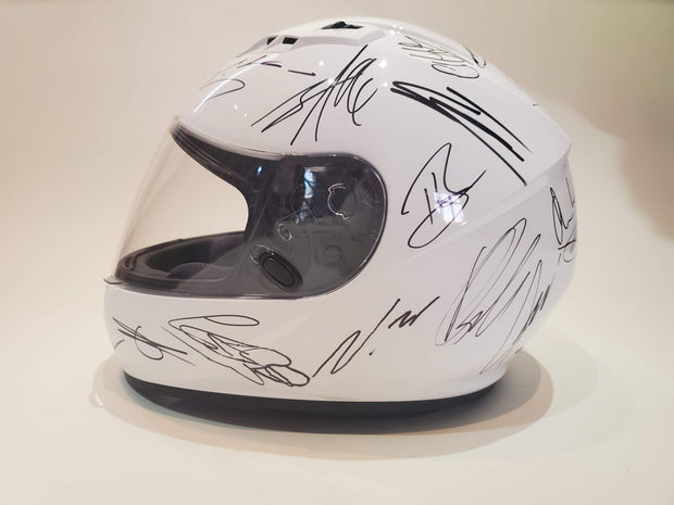 2019 Canada GP helmet signed by all drivers