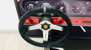 Porsche 911 dashboard wall art