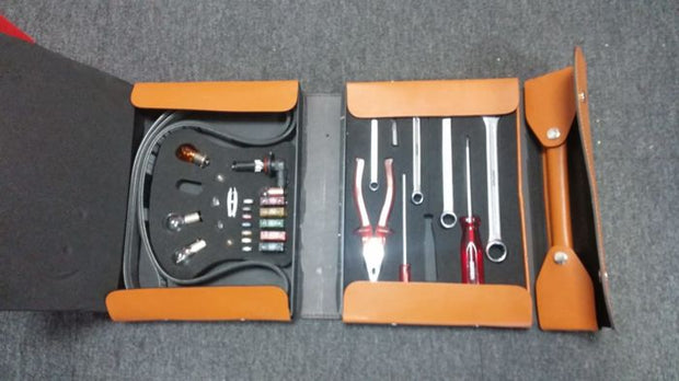 Ferrari 360 Modena and Modena Spider Tool kit case
