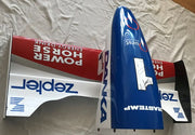 1997 Damon Hill Arrows complete Nosecone signed Hungary GP -Podium for D Hill - SOLD - - Formula 1 Memorabilia